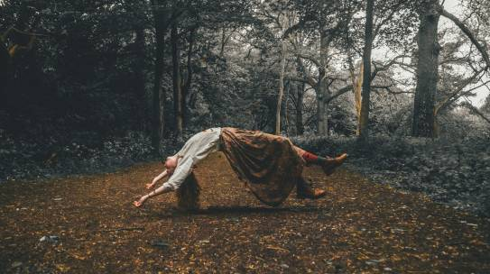 Hilltending Practice: Liminality and Sacred Vulnerability
